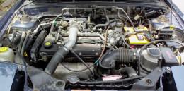 Capri engine