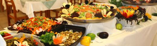 Kefalos Beach Tourist Village Food