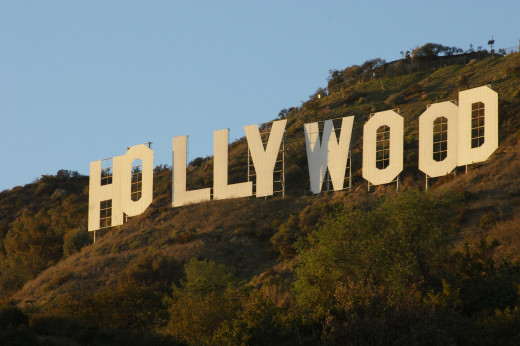 Hollywood! Where People Become Stars.