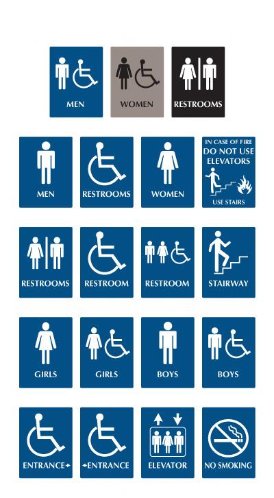ADA Symbols