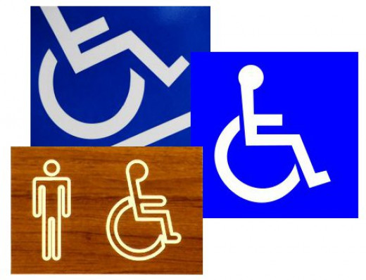 Handicap Signs - ADA Compliant Signs