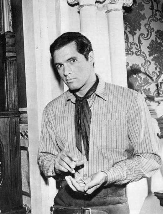 John Gavin as Destry (1964)