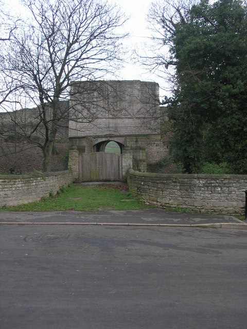 Tickhill Castle has one of the oldest known Norman gatehouses in England.