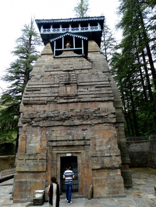 Dandeswar Shiva temple
