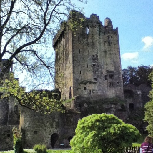 You don't have to climb to the top of Blarney Castle and kiss the Blarney Stone to be blessed with the gift of the gab.