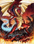 Legendary Creatures:  Dragons