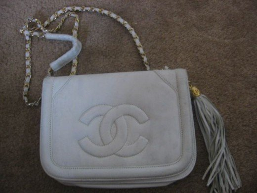 I love this authentic Chanel Bag