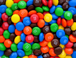 M&M are a great snack to be nibbling on as a treat or staying focused when studying.