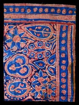 Ancient Textile Design of India