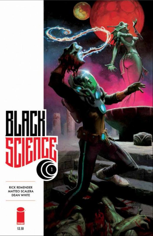 Evoking the spirit of old school science fiction B-movies, Black Science is typically great Rick Remender stuff.