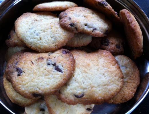 Easy to make, delicious cookies