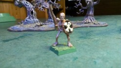 Skeleton warriors Warhammer 8th edition Vampire Counts overview