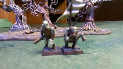 Zombies in warhammer 8th edition for Vampire Counts