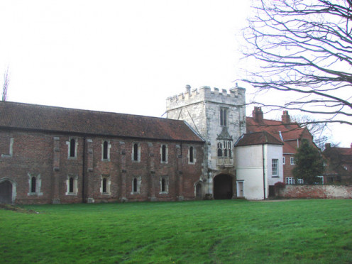 After several years of passing between the Royalists and Parliamentarians, Cawood Castle was abandoned and destroyed, leaving only the gatehouse and parts of the foundations.