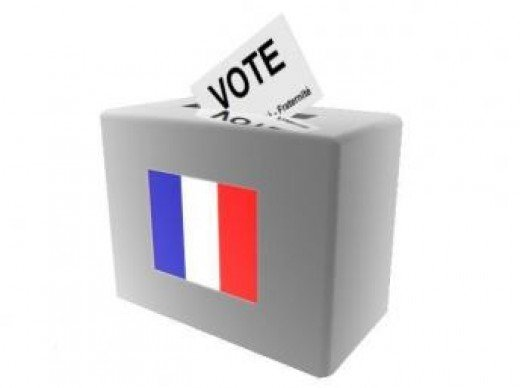 French presidential elections almost always take place in two rounds. Most American presidential elections are resolved by the Electoral College in a one-round election.