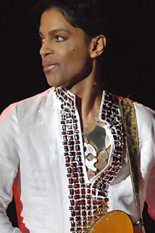 English: Prince performing at Coachella 2008. Prince Rogers Nelson (born June 7, 1958)