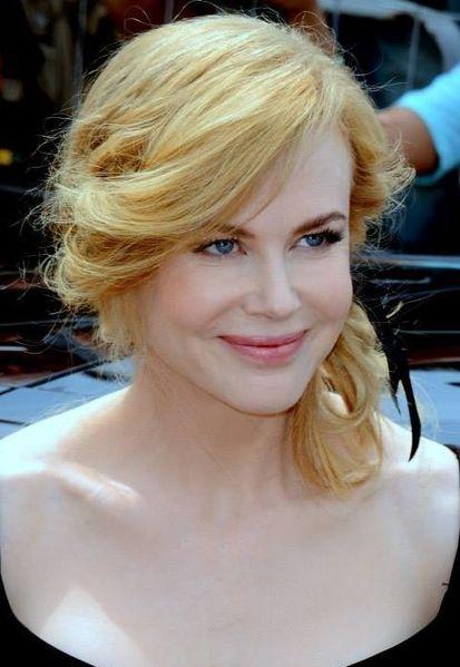 Nicole Kidman at the Cannes Film Festival 2013 born 20 June 1967)