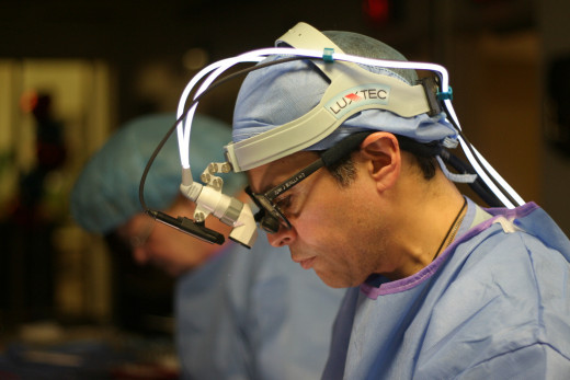 Highly experienced surgeons with the best intentions can make mistakes.
