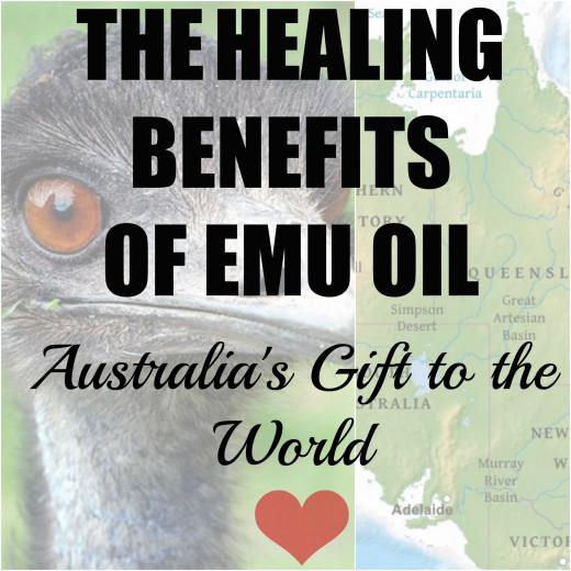 Emu oil facial benefits