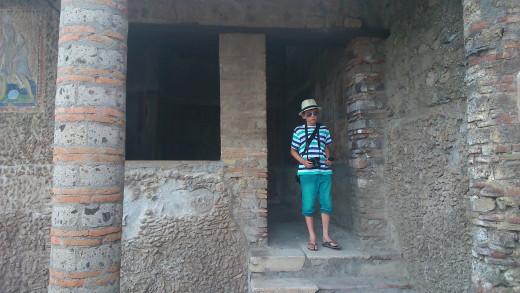 Old residence, Pompeii
