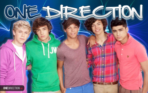 One Direction 2010