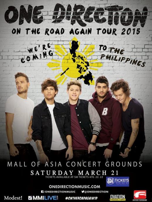 1D in Manila