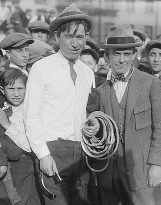 Will Rogers circa 1923.