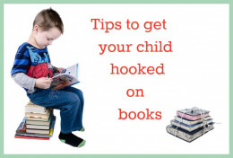 Tips to get your kids excited about books