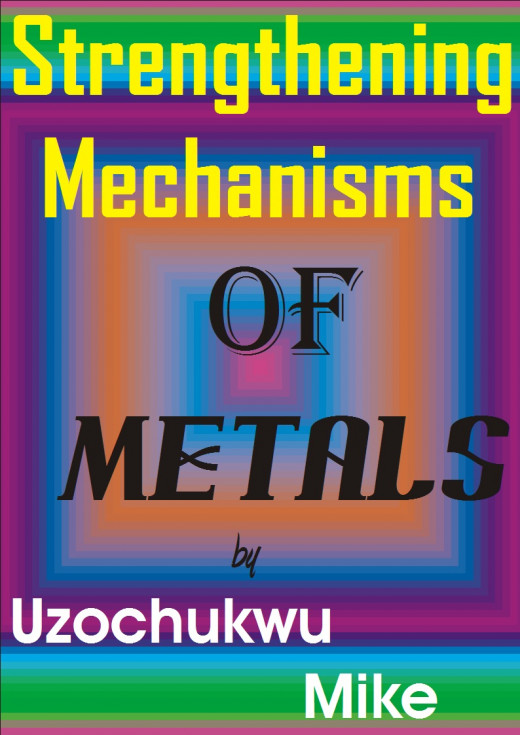 Strengthening mechanisms in metals. How metals are being strengthened