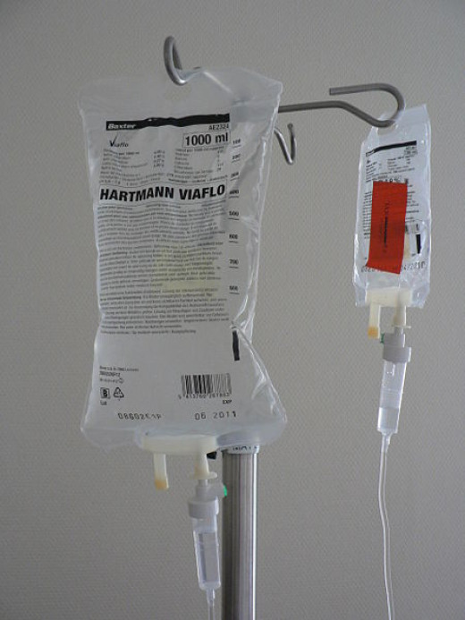 """An Anaphylactic  shock leading to death from an IV Medication such as Penicillin may satisfy the """"but for"""" test"""