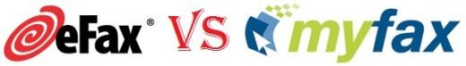 eFax vs MyFax
