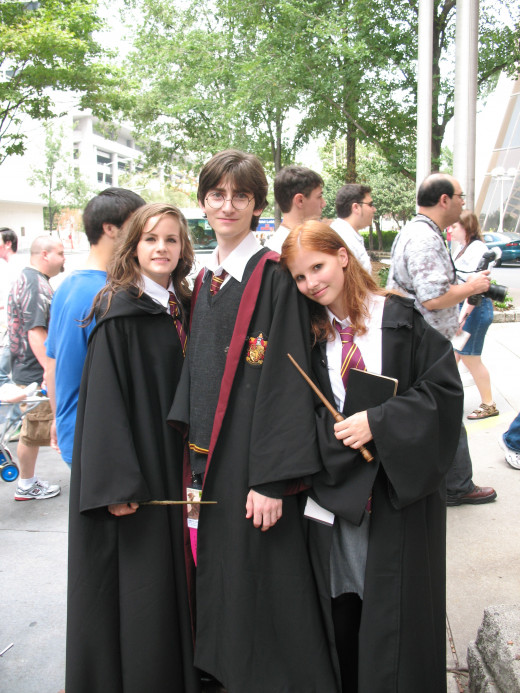 The Harry Potter fandom is one well known all over the world, even by those otherwise unfamiliar with fandom culture.