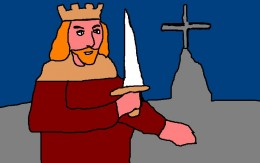 The real King Arthur probably wasn't a Christian king as is so often depicted.