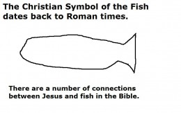 Christianity came to be a Roman export.