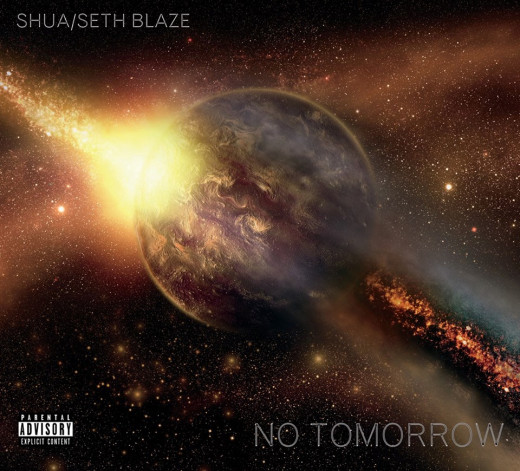 No Tomorrow cover