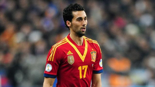Alvaro Arbeloa (Real Madrid) - Had to settle for 2nd best this time around