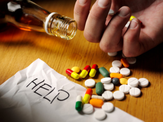 Sometimes, substance abuse is really just a desperate cry for the help that they truly need.