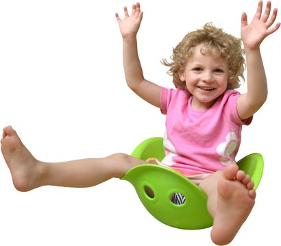 Spinning in a Bilobo