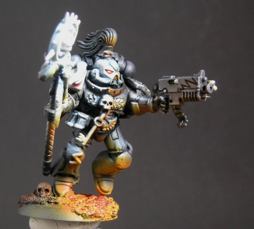 Deathwatch Librarian by Murphy