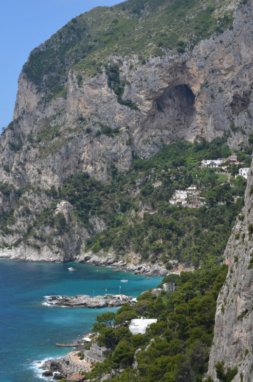 Capri from Tony DeLorger