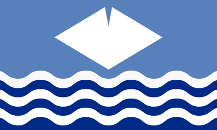 The Isle of Wight Flag!