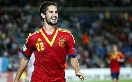 Isco (Real Madrid) - Full of neat touches and classy goals