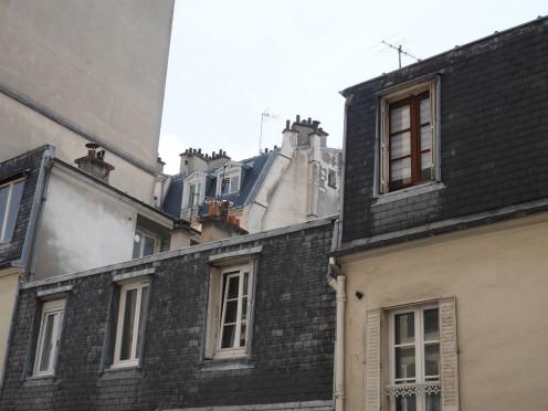 Rooftops in Montmartre