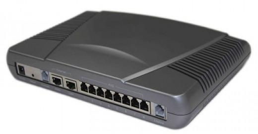 A VoIP Gateway