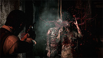 The Evil Within will be released in Octobr 2014