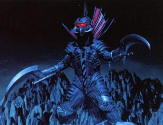 "Gigan as seen in ""Final Wars"""