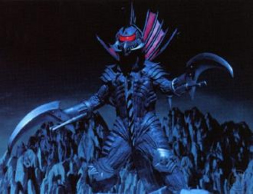 "Gigan as seen in ""Final Wars"""
