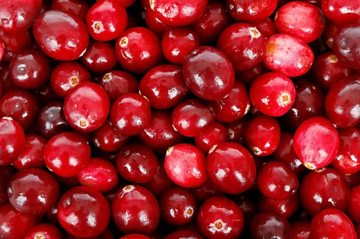 Cranberries are a significant source of benzoic acid.