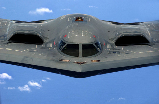 Is stealth bomber technology really captured alien technology, or the result of decades of secret research carried out at Area 51?