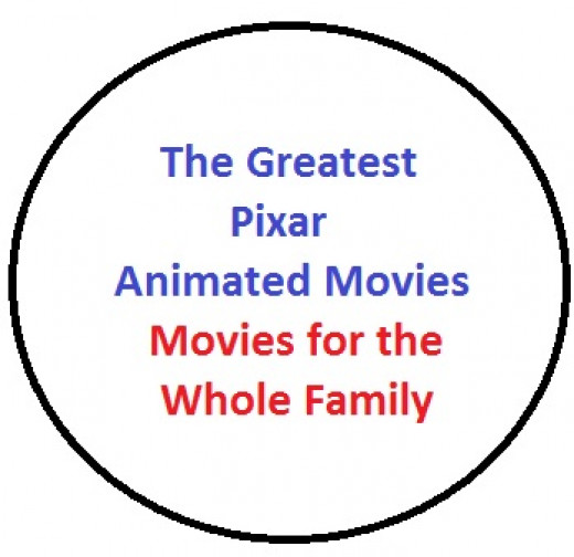 Pixar's Top 5 Animated Movies for Families and Children